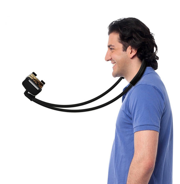 Flexible Phone Neck Holder - Bargain and Save | Up to 85% Off RRP
