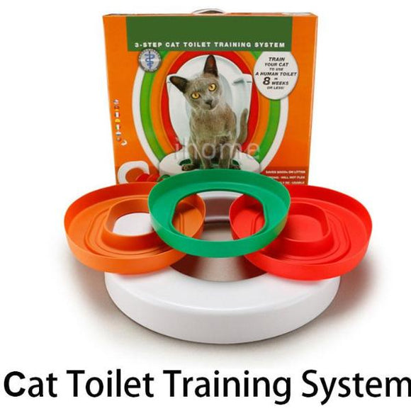 Cat Toilet Trainer Litter Kwitter