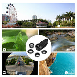 5 in 1 Clip-on Phone Camera Lense Kit - Bargain and Save | Up to 85% Off RRP