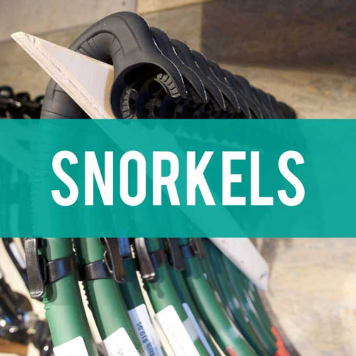 Shop snorkels for freediving