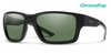 Smith Outback Matte Black/Green Chromapop Lenses