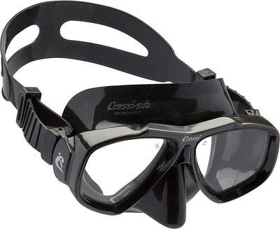 Cressi Focus Mask Black