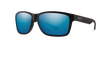 Smith Drake Black/Blue Glass Lenses