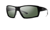 Smith Challis Matte Black/Gray Glass Lenses