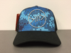 Florida Freedivers Lucky Curve Hat, Camo Trucker