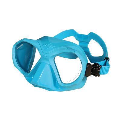 Beuchat Shark Mask - Electric Blue