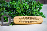 Wedding Favors- Personalized Bottle Openers With Elegant Scrollwork