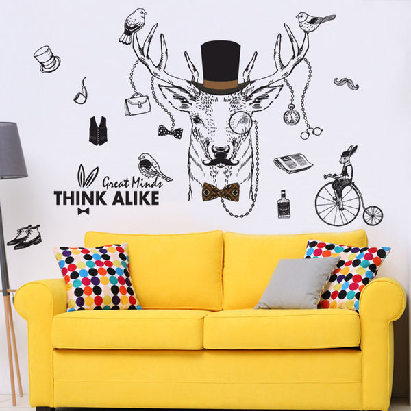 Wall Stickers For Kids Rooms Stickers Cartoon Decals Wall Art Diy ...