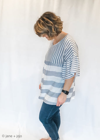 Chambray Stripes