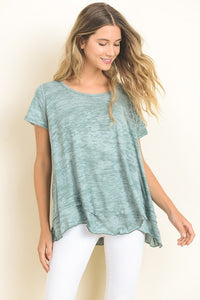 Burnout Two in One Top
