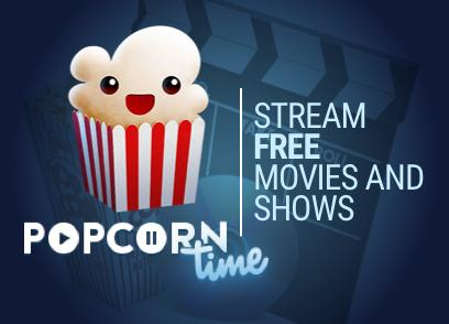 Popcorn Time for Mac - Download