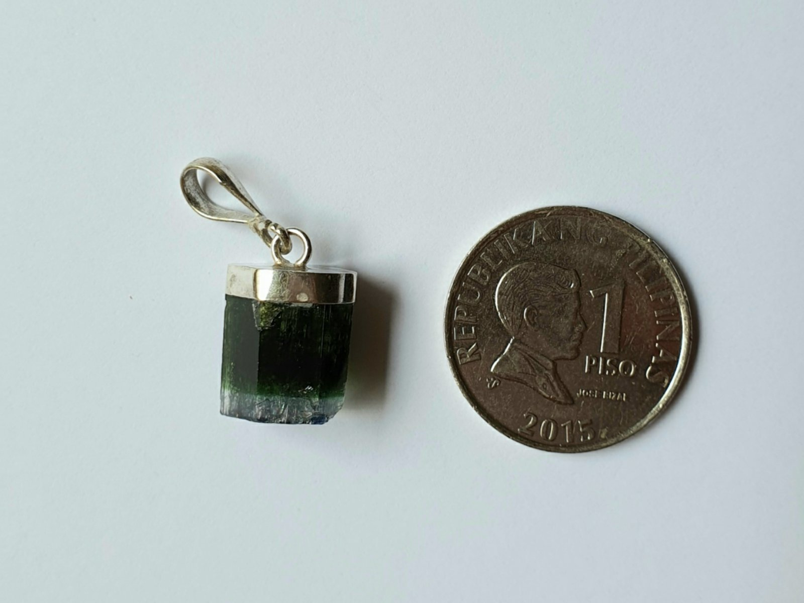 Green Tourmaline GRT-03