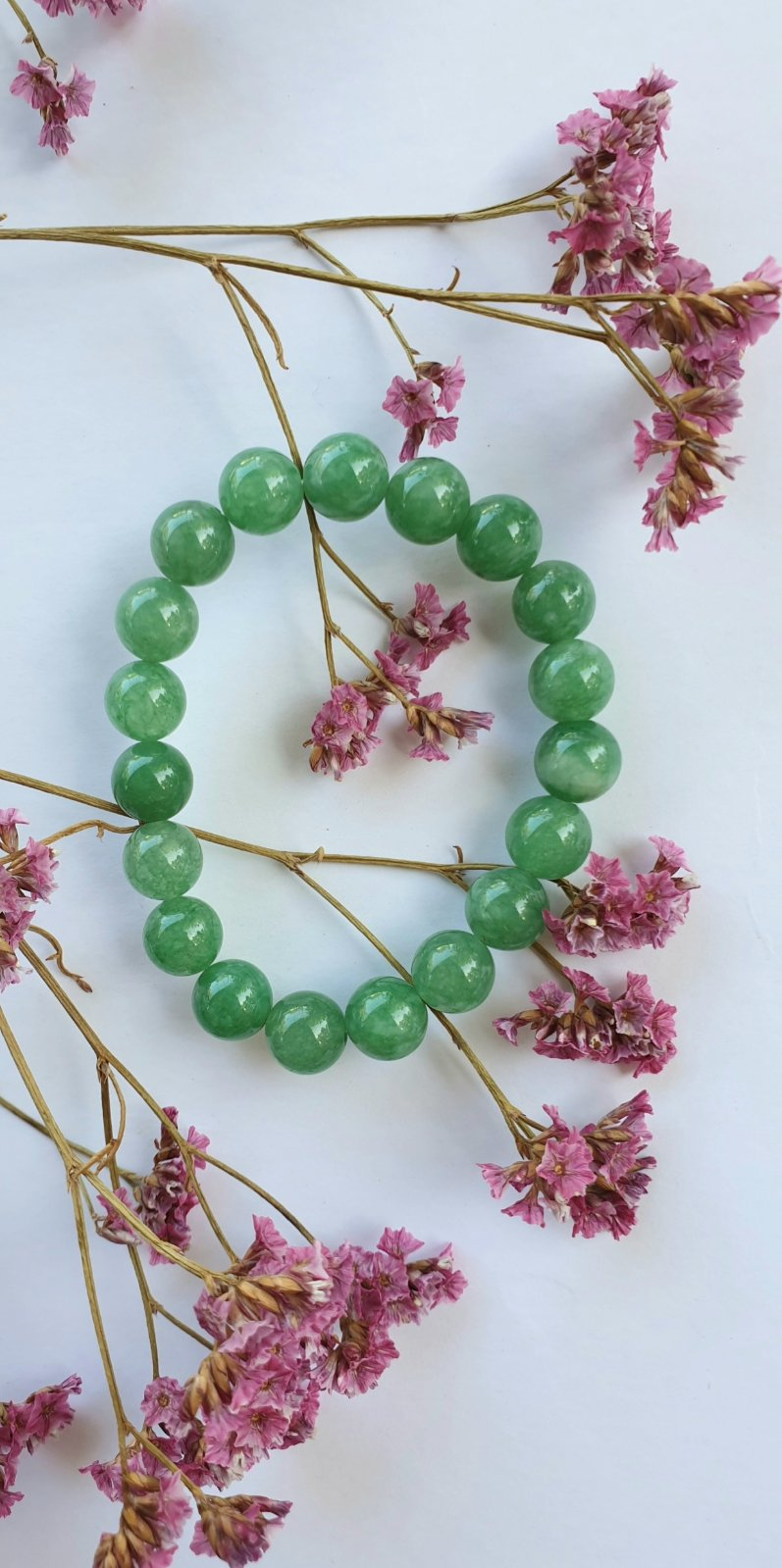 Green Aventurine bracelet (10mm)