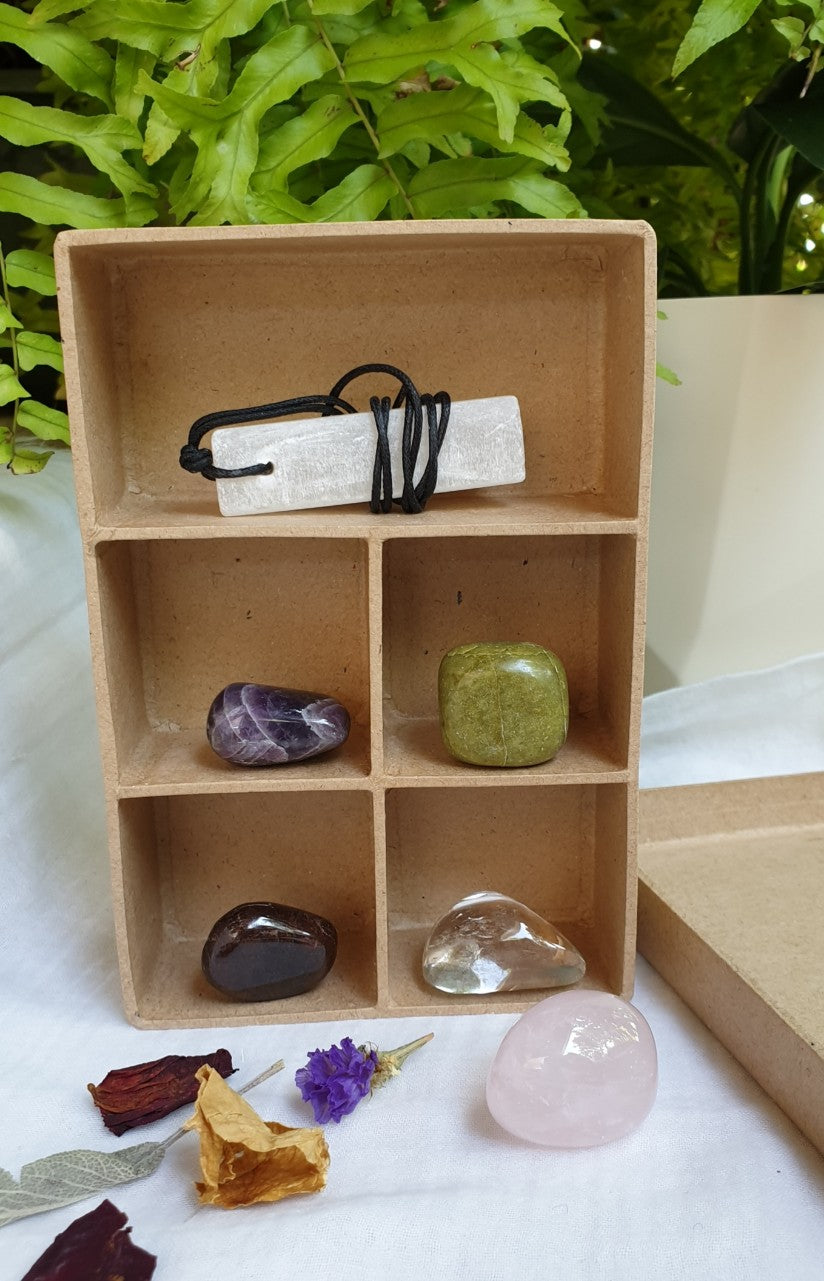 Love and Health set - IndigoCrystals