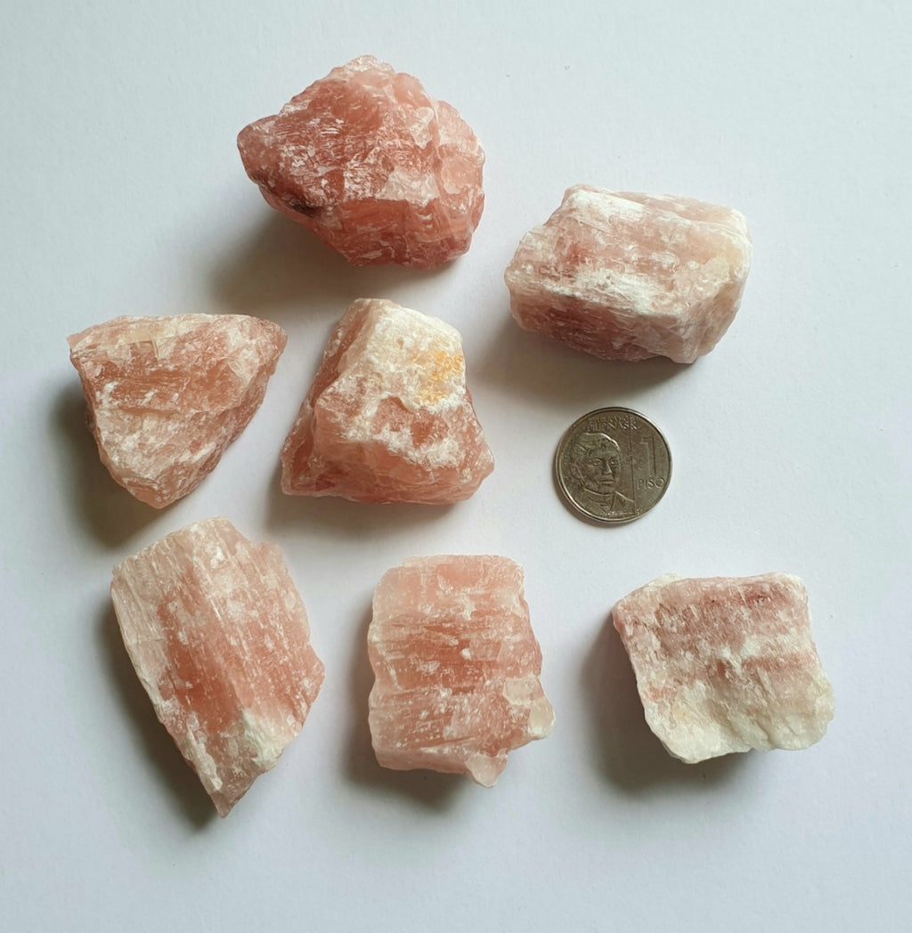 Pink Mangano Calcite (big)
