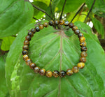 Tiger's Eye bracelet (6mm)