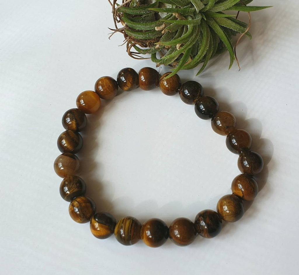 Tiger's Eye bracelet (8mm)
