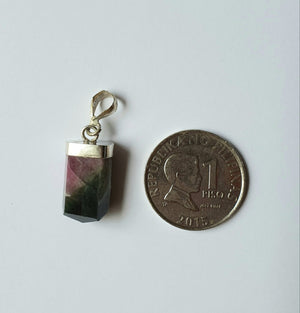 Watermelon Tourmaline pendant WT-03
