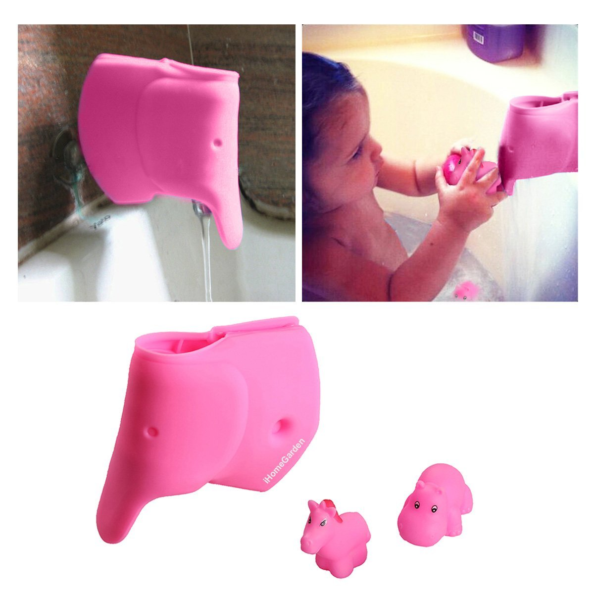Bath Spout Cover - Bathtub Faucet Cover for Kid - Bath Tub Faucet ...