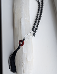 ~ Black Onyx Mala ~ Protection