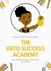 The Keto Success Academy March 29th- Friday 7th May