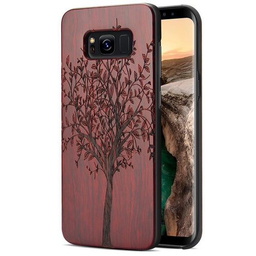 Wood Phone Case For Samsung Galaxy S8 & S8 Plus - We Wood Wear