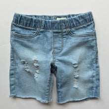 Sunkissed skinny shorts- unisex- summer- ripped jeans
