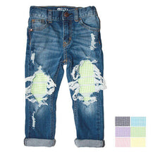 SALE!!! Spring Fever jeans- unisex- distressed- skinny