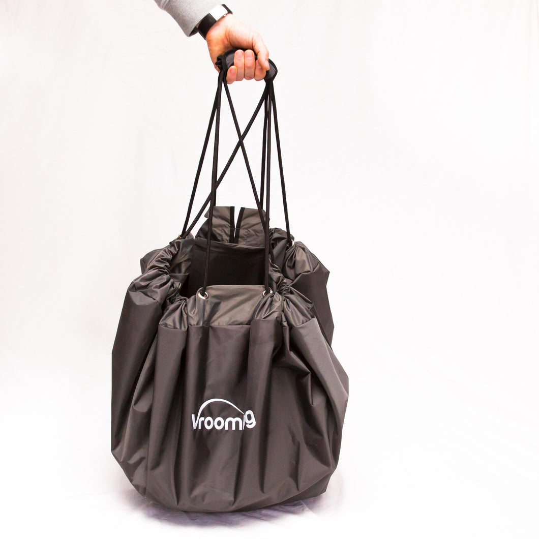 VroomBag® - Strong, Versatile & Made by Mountain Bikers for All outdoor Sports lovers! - VroomBag