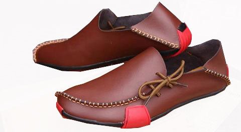High Quality Genuine Leather Flexy Shoes