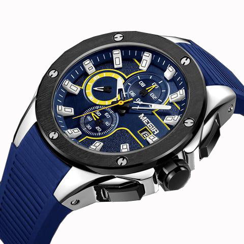 Blue Ocean Casual Watch