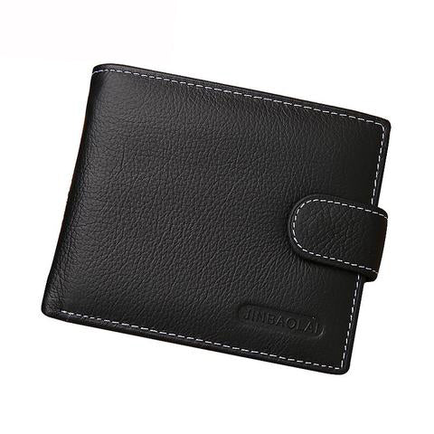 Bifold Coin Pocket Wallet
