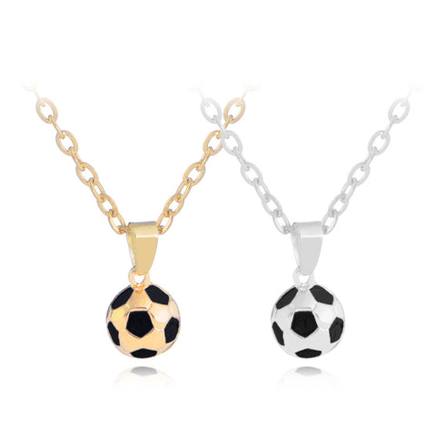 Ball Style Statement Necklace