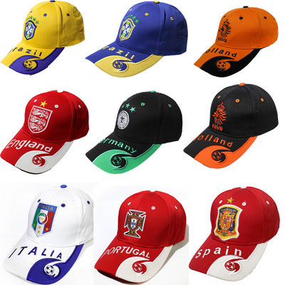 2018 Russia World Cup Football Fans Cap