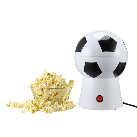 Football Style Household Popcorn Machine