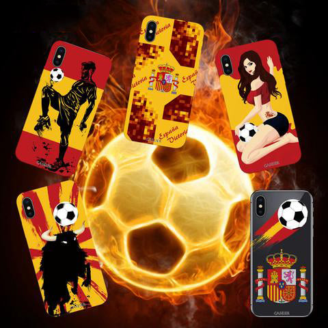 2018 World Cup Phone Cases