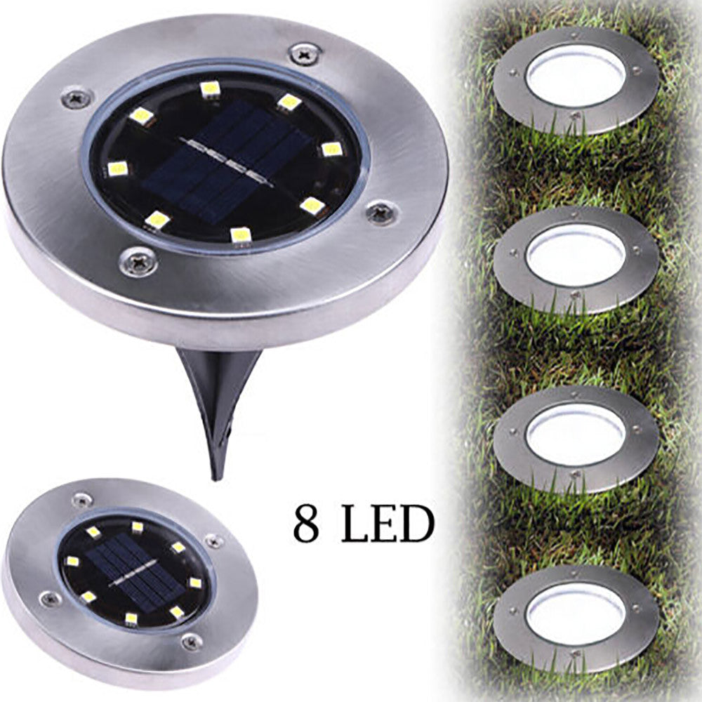 Solar Powered Outdoor Garden Lights