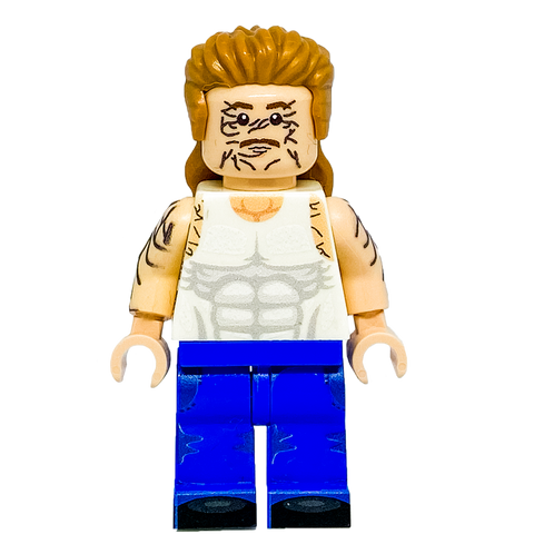 Billy Hargrove Stranger Things LEGO Minifigure