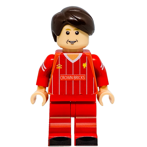 LEGO Liverpool King Kenny Custom Minifigure Byronbricks