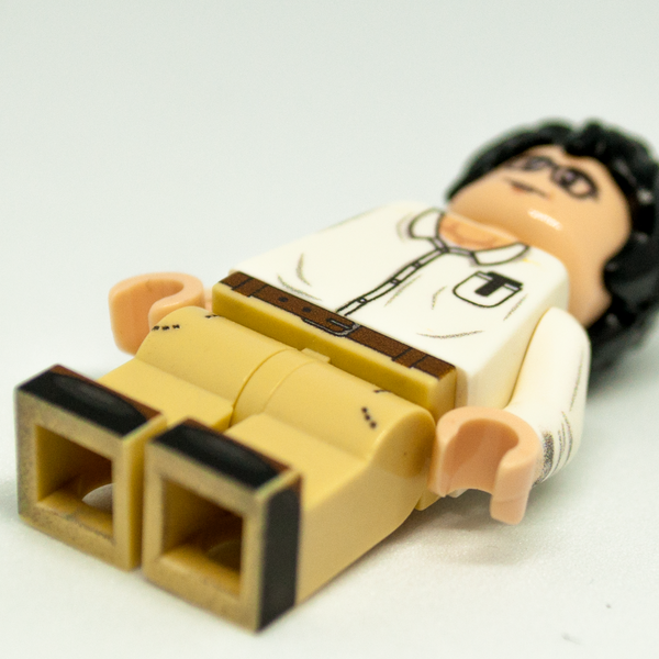 Alexei Stranger Things LEGO Minifigure