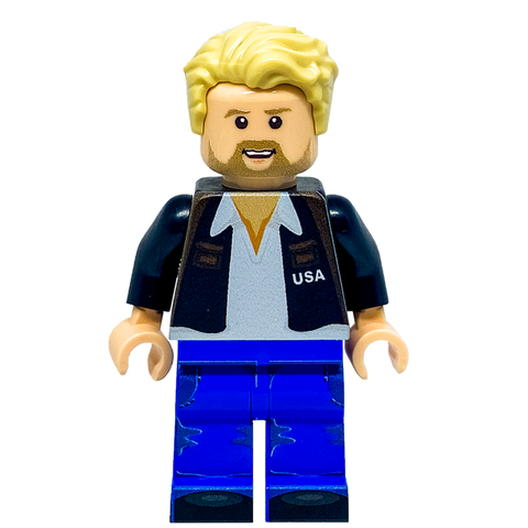 George Michael LEGO Minifigure