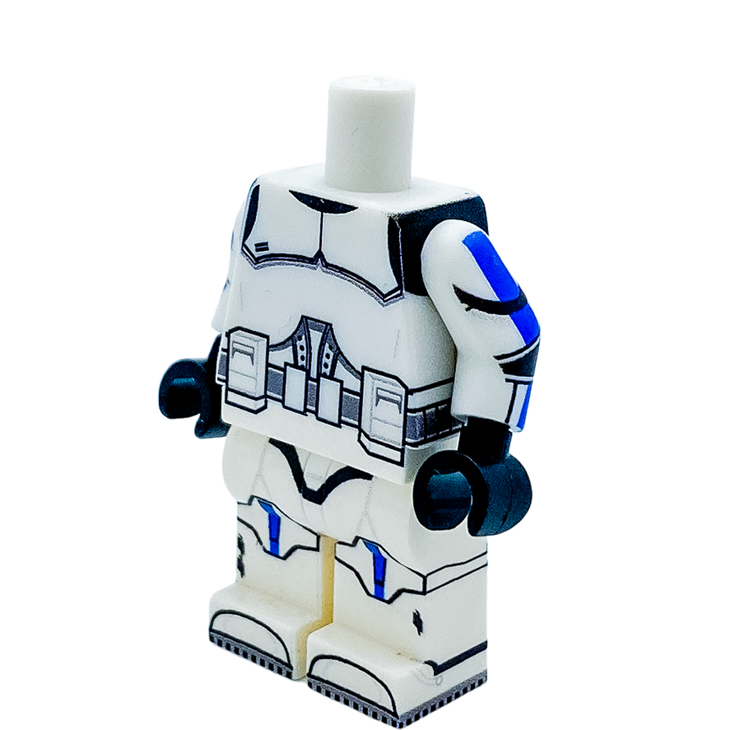 Clone Captain Rex (Body)