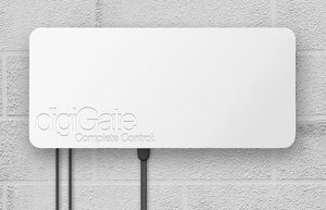 digiGate Electric Gate system Installed on wall