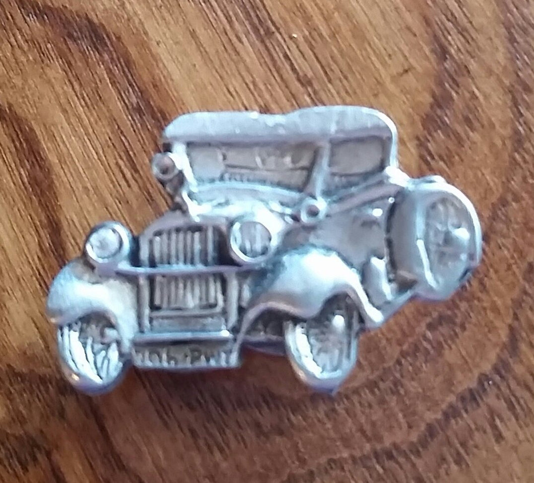 Heirloom Hourglass custom charms Antique Car Charm Closure