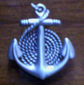Heirloom Hourglass custom charms Custom Anchor Charm Closure for Unity Sand Ceremony Hourglass