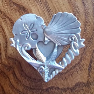 Heirloom Hourglass custom charms Unity Sand Ceremony Hourglass Custom Heart of the Sea Charm Closure