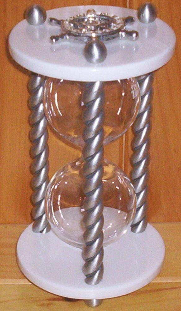 Heirloom Hourglass Unity Sand Ceremony Hourglass The Parthenon Unity Sand Ceremony Hourglass by Heirloom Hourglass