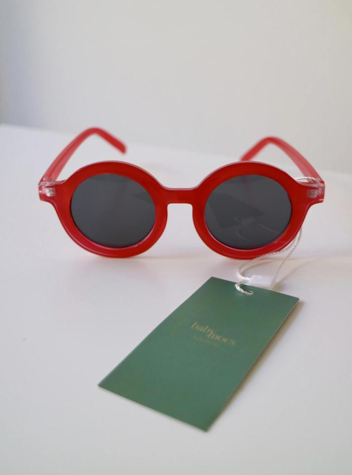 Sunnies, Red - BabyMocs