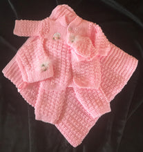 5 Piece Knit Baby Set