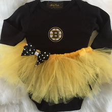 Boston Bruins Tutu Outfit